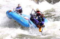 Whitewater Rafting Clark Fork River