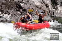 8.18.16 Alberton Gorge (Cliffside, 1870 cfs)