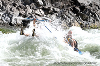 8/24/13 Alberton Gorge (Cliffside, 1830 cfs)
