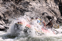 8/27/12 Alberton Gorge Cliffside, 2430 cfs)