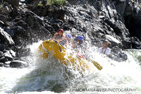 7/30/15 Alberton Gorge (Cliffside, 2490 cfs)