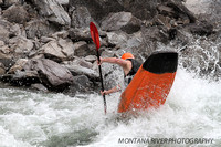 8/3/13 Alberton Gorge (Cliffside, 2500 cfs)